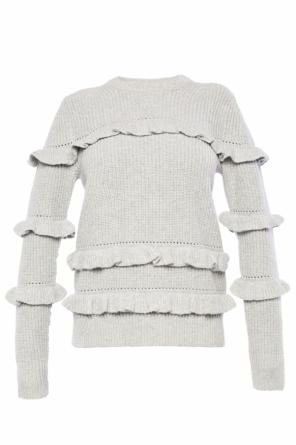 Ruffle sweater od Michael Kors