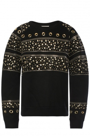 Studded sweater od Michael Kors
