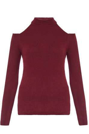 Wool sweater with cut-outs od Michael Kors