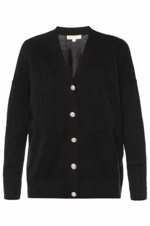 V-neck cardigan od Michael Kors