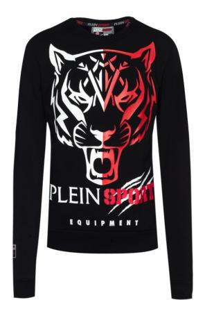 Patterned sweatshirt od Plein Sport