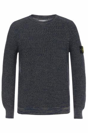 Sweater with detachable insert od Stone Island