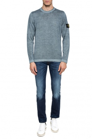 Sweater with logo od Stone Island