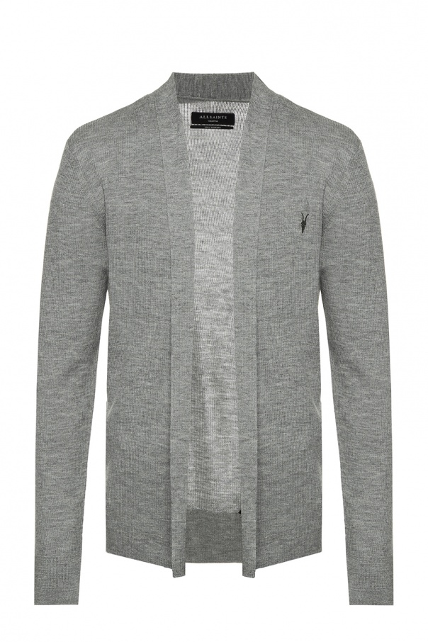 AllSaints 'Mode' ribbed sweater