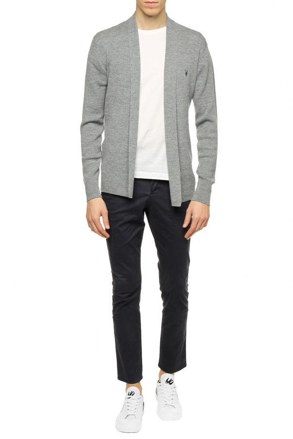'mode' ribbed sweater od AllSaints