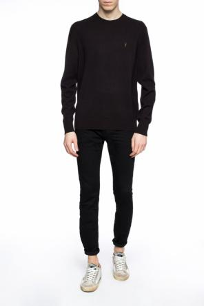 'mode' sweater with logo od AllSaints