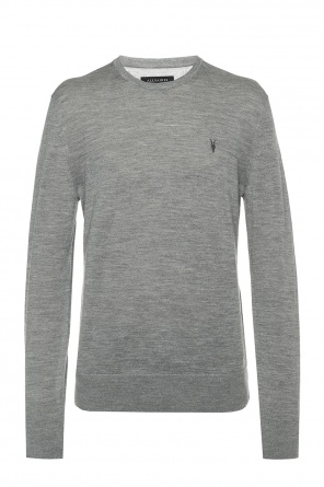 Logo-embroidered sweater od Allsaints