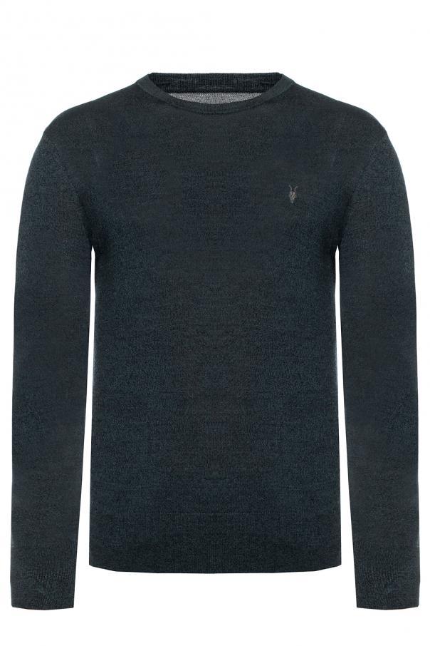 AllSaints 'Mode' branded sweater