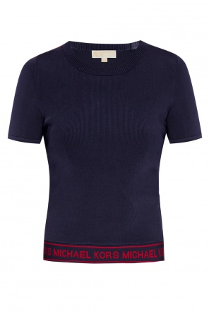 Branded tape top od Michael Kors