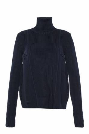 Woven turtleneck sweater od Diesel Black Gold