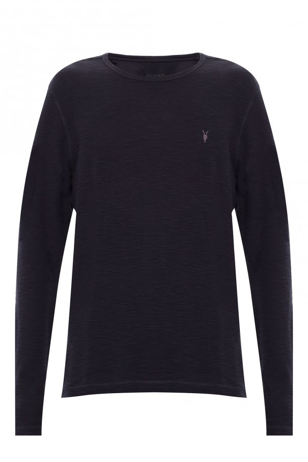 AllSaints 'Muse' sweatshirt with logo