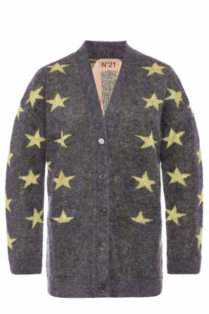 Embroidered cardigan od N21