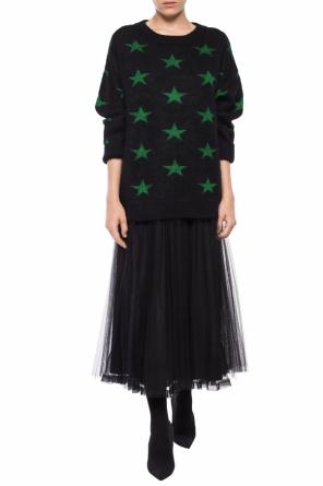 Embroidered sweater od N21