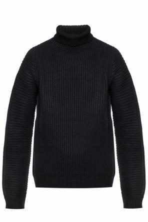 Wool turtleneck sweater od Acne