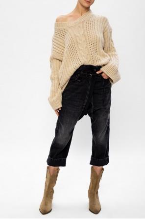 Knitted sweater od Nanushka