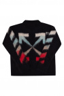 Off-White Kids Sweater with logo
