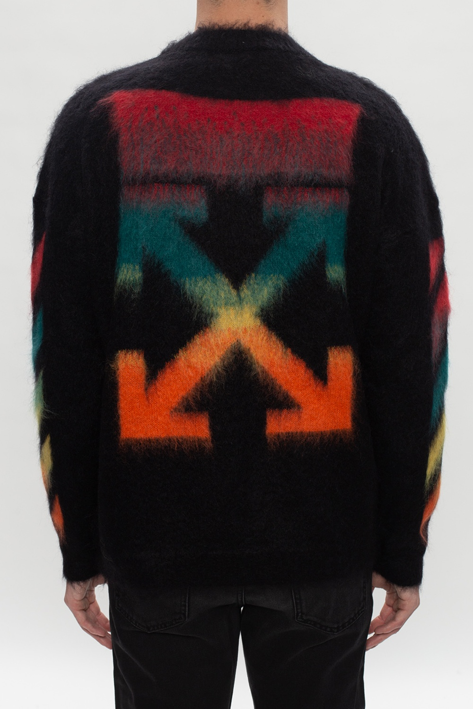Off-White Jacquard sweater