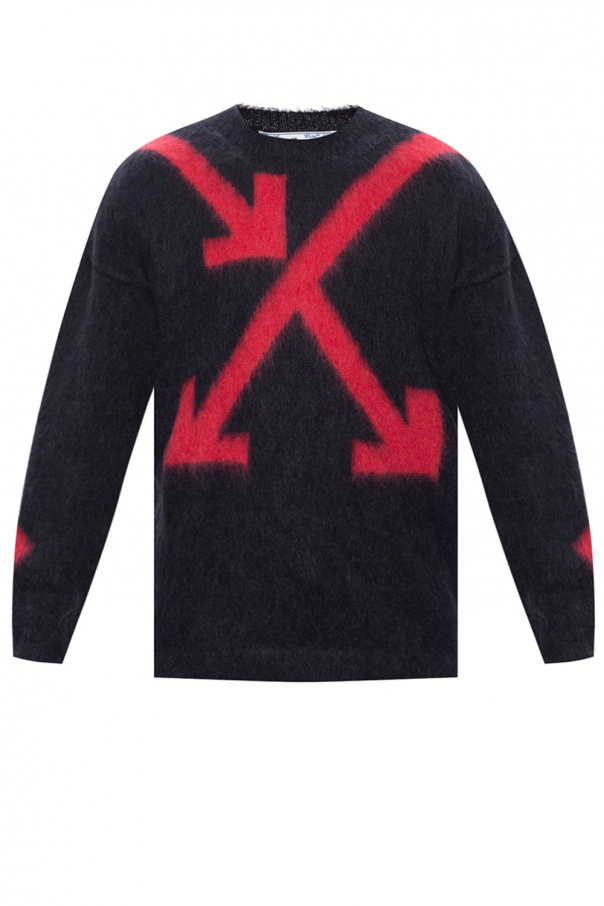 Off-White Sweater with logo