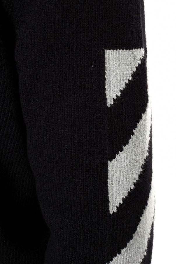 Off-White Bluza z logo Eawtlq4E