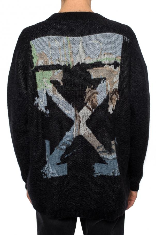 Jacquard sweater od Off White