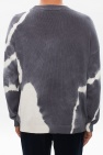 Off-White Sweater with bleached effect