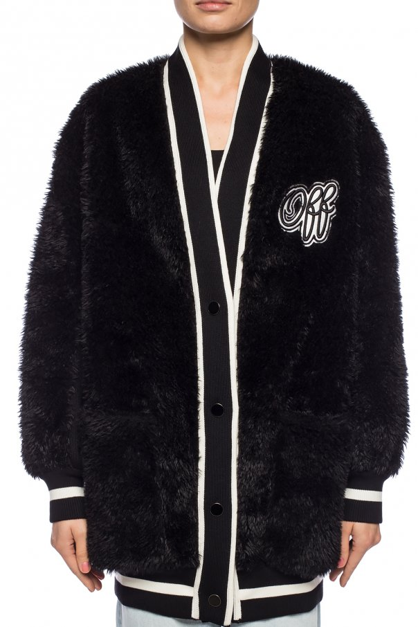 Fur cardigan od Off White
