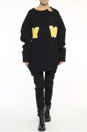 Turtleneck sweater od Off White