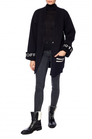 Oversize cardigan od Off White