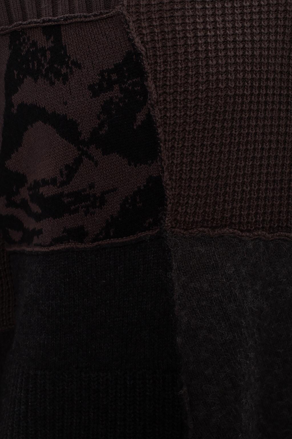 AllSaints 'Patch' sweater