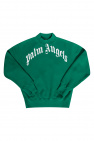 Palm Angels Kids Oversize sweatshirt