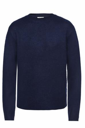 Sweater with round neck od Acne
