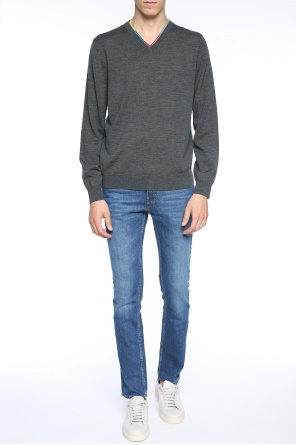 Embellished sweater od Paul Smith