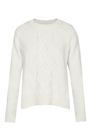 Braided sweater od Isabel Marant