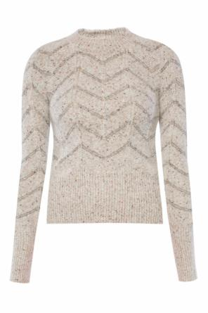 Embroidered sweater od Isabel Marant