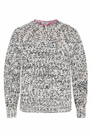 Braided crewneck sweater od Isabel Marant