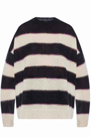 Sweater with stripe motif od Isabel Marant Etoile