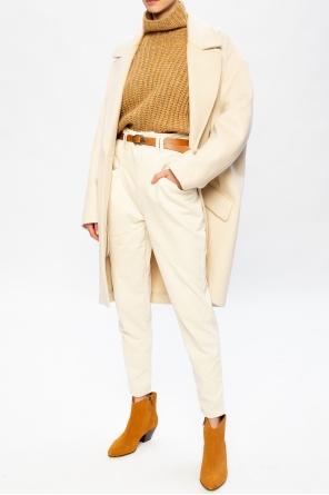 Knitted turtleneck sweater od Isabel Marant