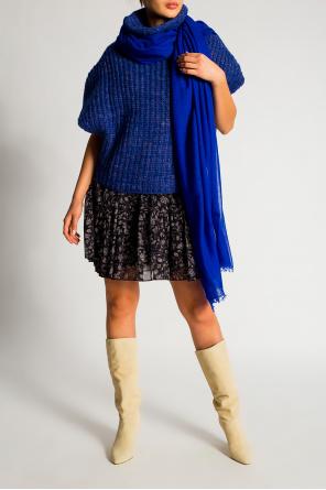 Sleeveless turtleneck sweater od Isabel Marant