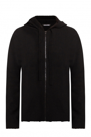 Hooded cardigan od Zadig & Voltaire