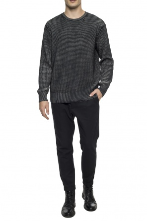 'quarter' braided sweater od AllSaints