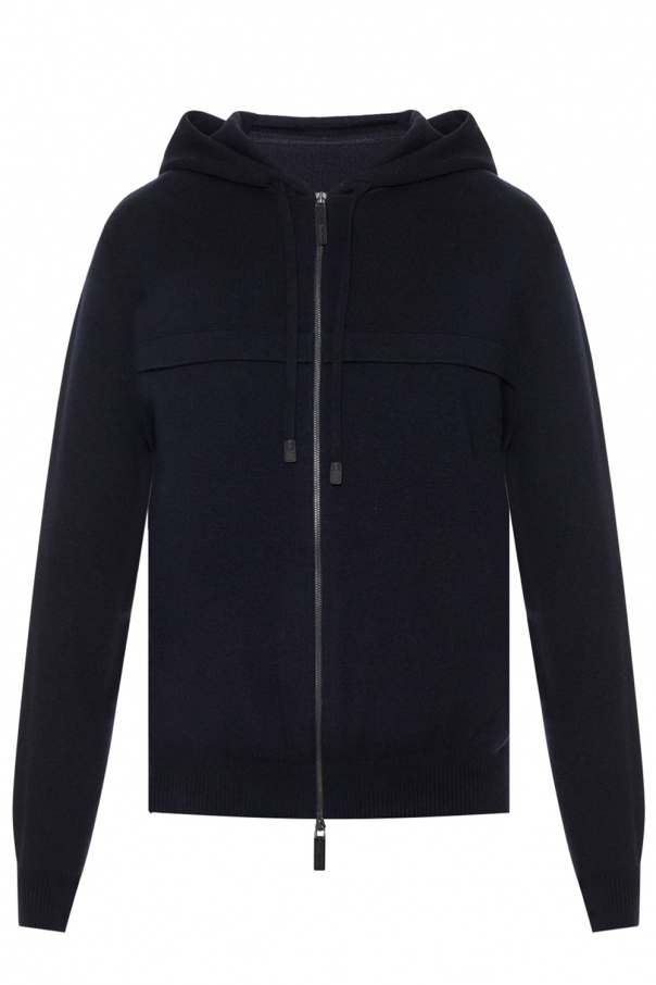 Hooded sweater od Berluti
