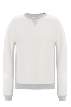 'reverser' sweatshirt with logo od AllSaints