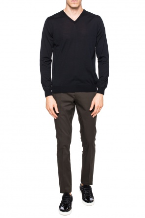 V-neck sweater od Lanvin