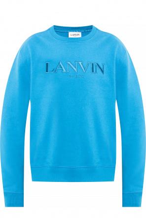 Sweatshirt with logo od Lanvin
