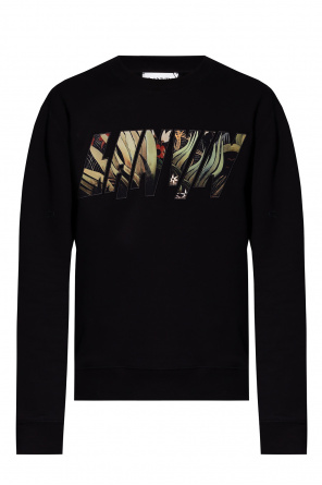 Sweatshirt with logo od Lanvin