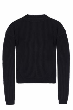 Ribbed sweater od Rick Owens