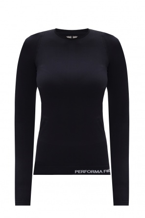 Top with stitching details od Rick Owens