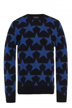 Patterned sweater od Just Cavalli