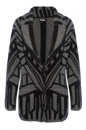 Patterned cardigan od Just Cavalli