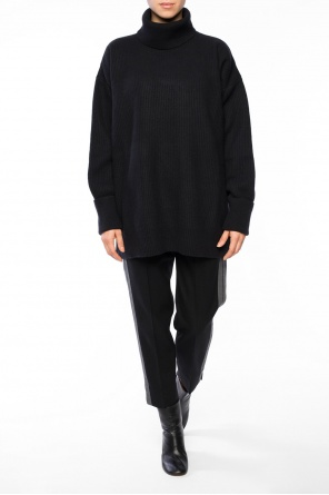 Oversize turtleneck sweater od Maison Margiela